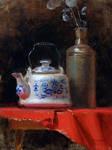 the tea pot
