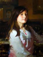 Annabel by turningshadow