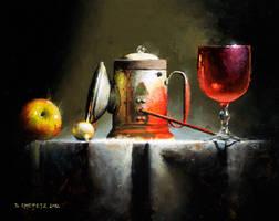 lantern by turningshadow