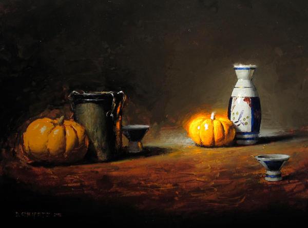 kanpai pumpkin by turningshadow