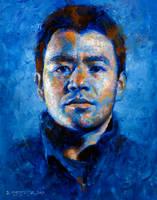 self portrait 2013 by turningshadow