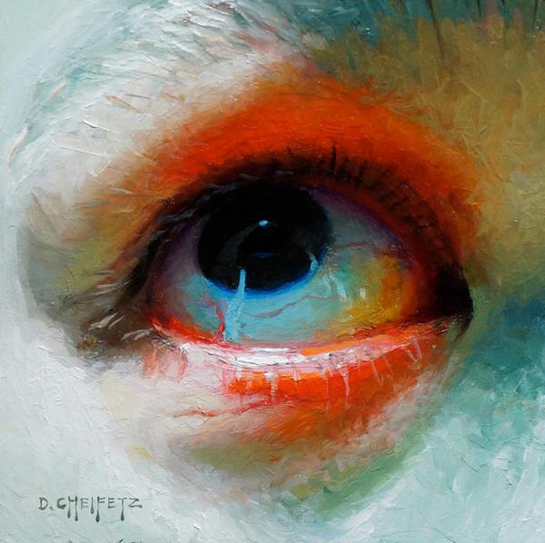 Eye by turningshadow