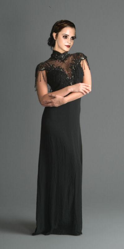 Hermione Dress Manip by BrillianceoftheMoon
