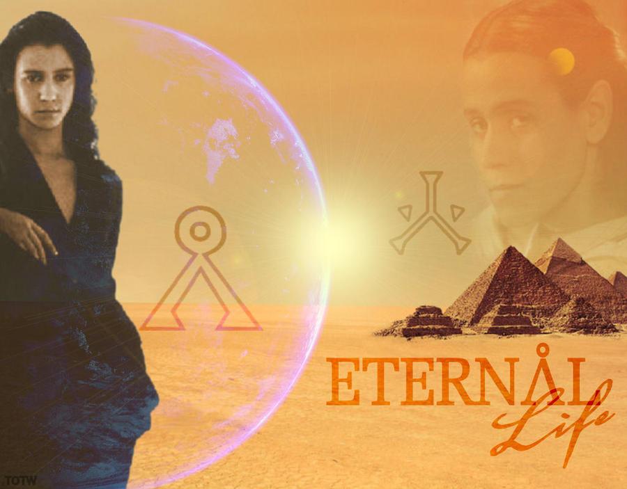 Eternal Life by BrillianceoftheMoon