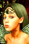 Xylia the Wood Sprite