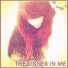 the sinner in me. by chokingonstatic