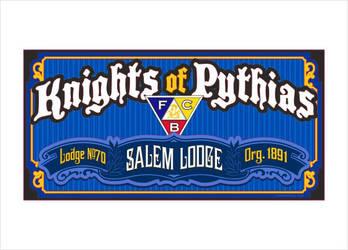 Knights of Pythias by BryanHardbarger