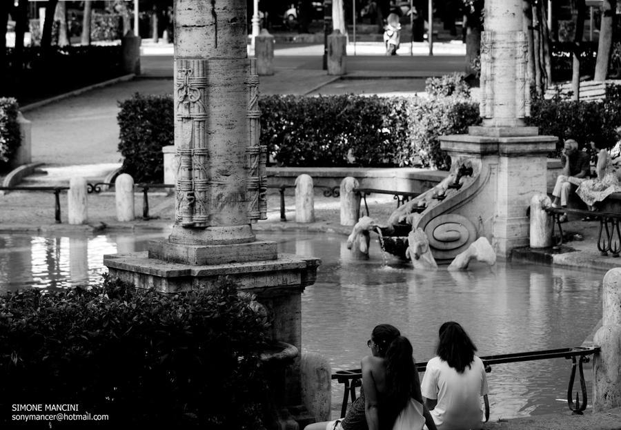 Piazza Mazzini, Roma By Sonymancer ...