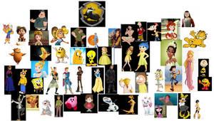 Disney and Non Disney Hufflepuffs