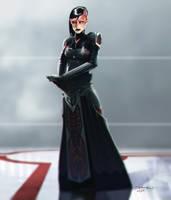 Dark Lady of the Sith by Ash7croft