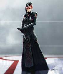 Dark Lady of the Sith