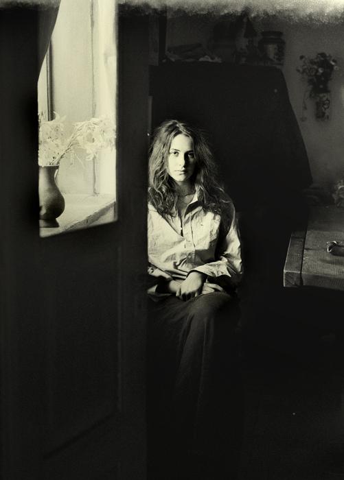 silence by EmilyaManole