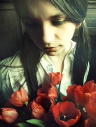 the tulipes' silence by EmilyaManole