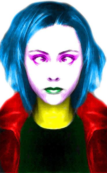 Face of Colour by hitmanuk2k