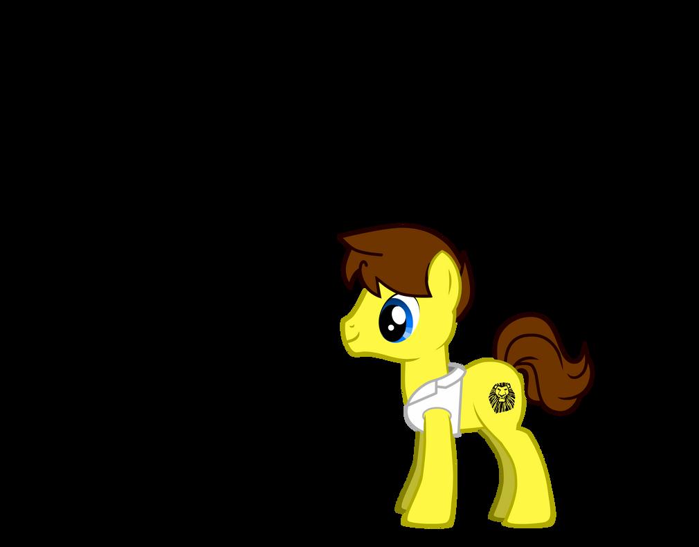 Non Brony Pony by yodajax10 on DeviantArt