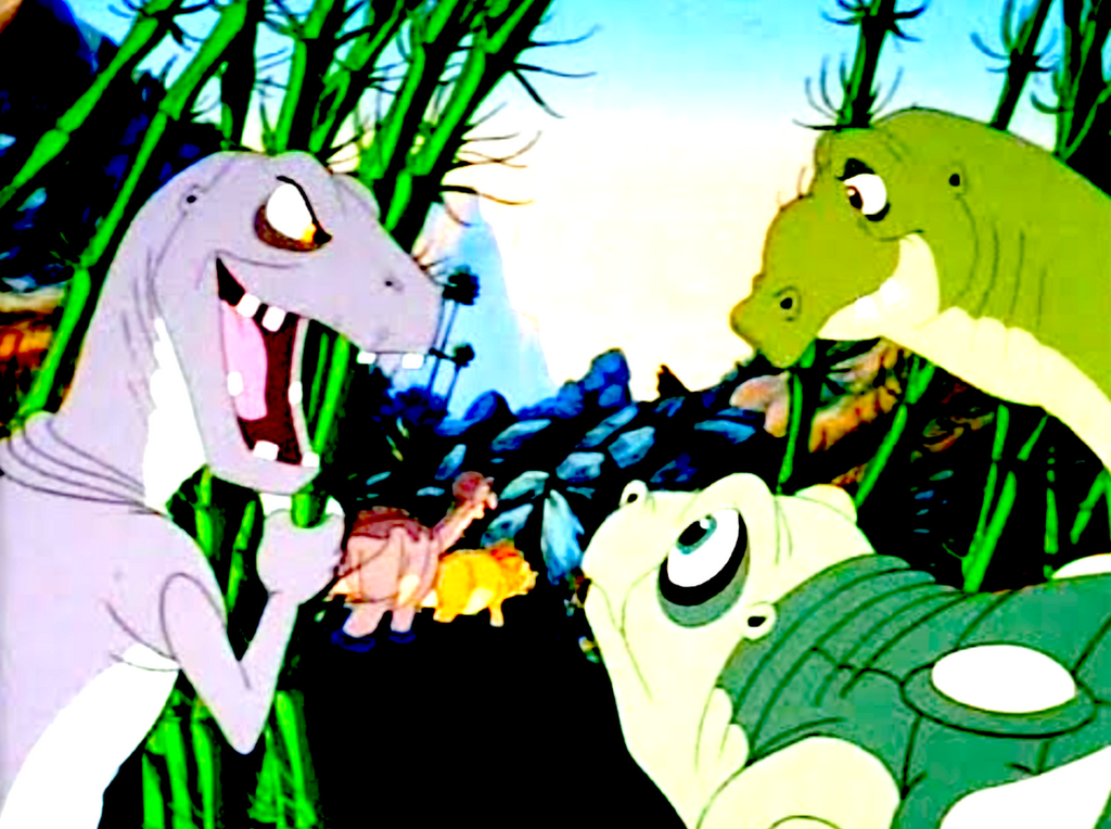 The Land Before Time Double Feature The Secret of Saurus Rock The Stone of Cold Fire Movie HD free download 720p