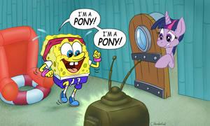 Animation Acres - SpongeBob's Exercises