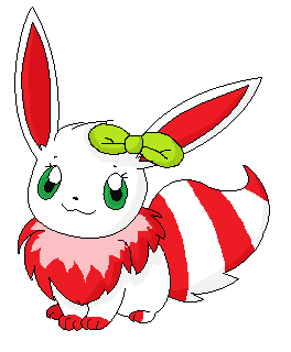 CANDY CANE by Meg-The-ChipMunk