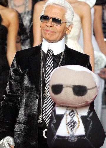 Fashion parade-Karl Lagerfeld by Tkrmz