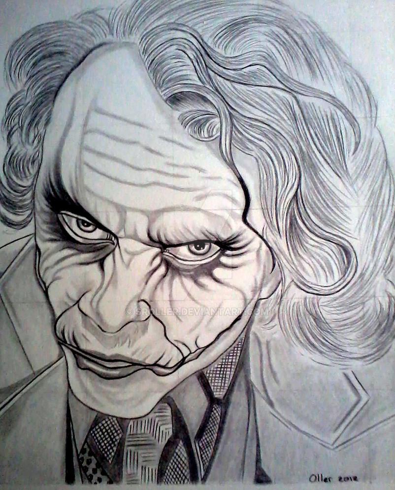Joker by SrOller
