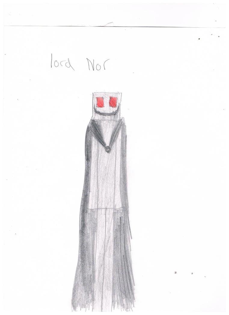 lord nor (minecraft) by 02YakolsFirestar