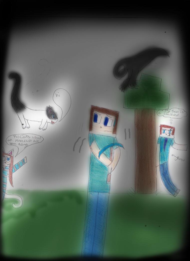 Fear Of Ghosts by 02YakolsFirestar