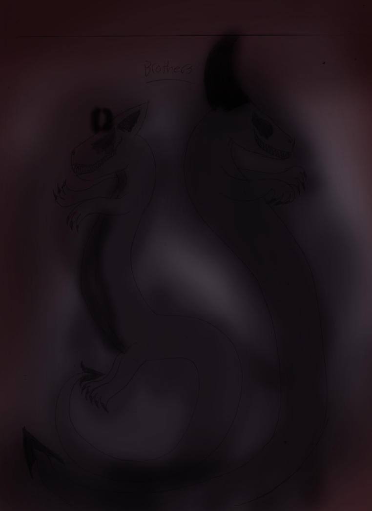 The Demonic Brothers by 02YakolsFirestar