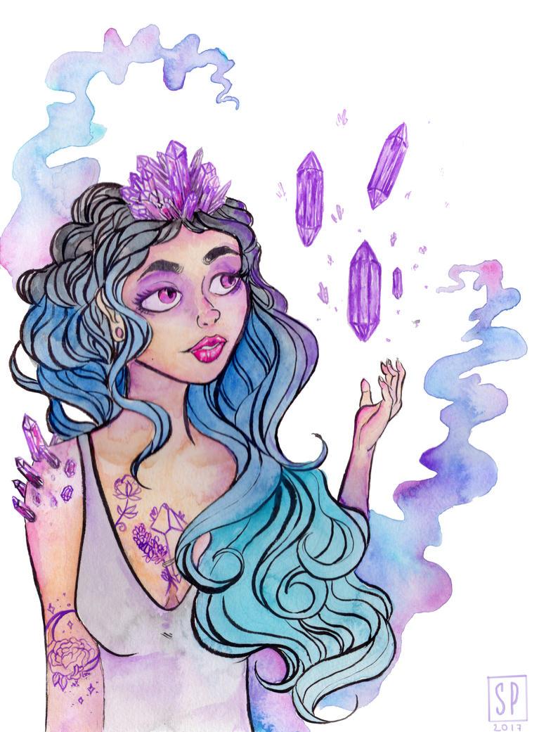 Crystals by Soflz