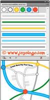 illustrator brush pack02