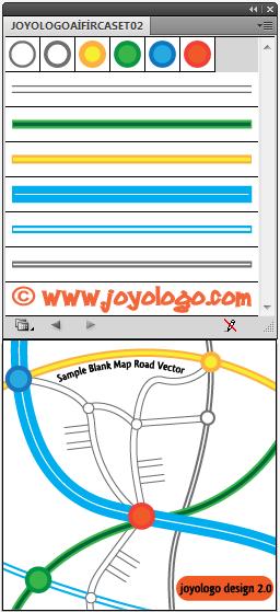 illustrator brush pack02 by joyologo
