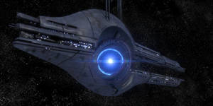 Mass Effect - The Relay