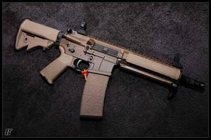LWRC M6A2 6.8mm PSD