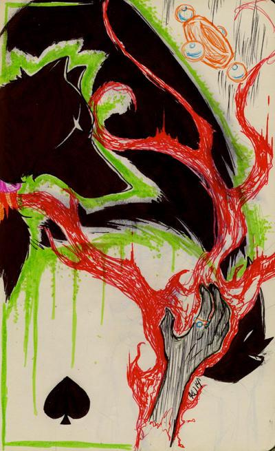 Bec Noir by Kierie-Jay