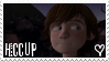 HTTYD Hiccup '2'-Stamp by RunaTheKitty