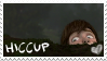 HTTYD Hiccup '3'-Stamp by RunaTheKitty