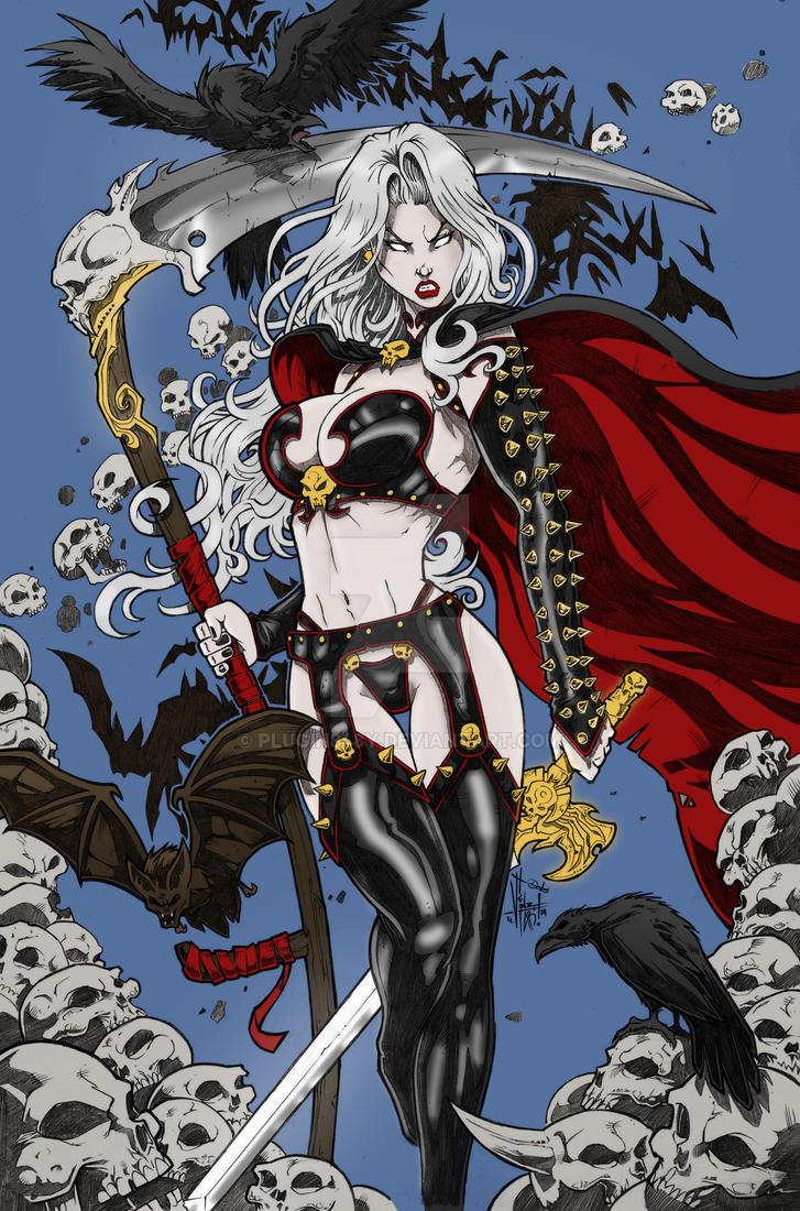 Lady Death by Plugin848y