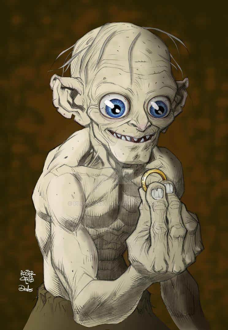 Gollum by Plugin848y