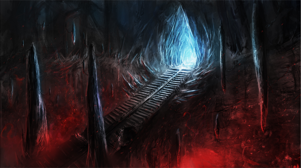 Passageway by ChrisCold