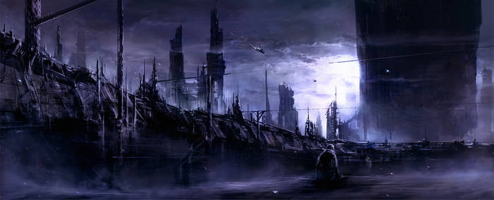 City of Sad Shadows
