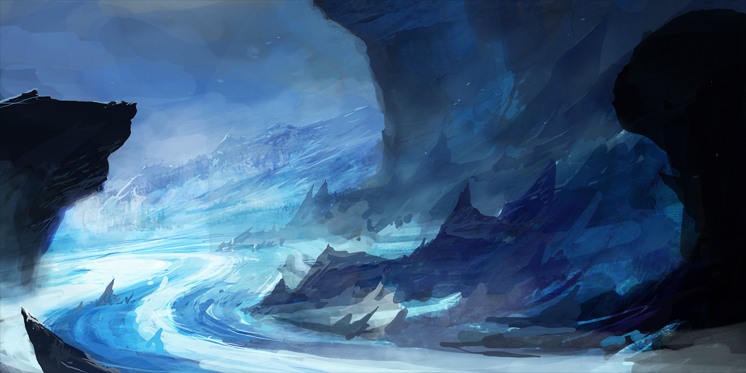 Theme: Ice age by ChrisCold