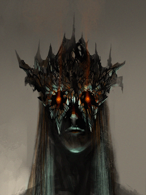 Mask of Madness by ChrisCold on DeviantArt