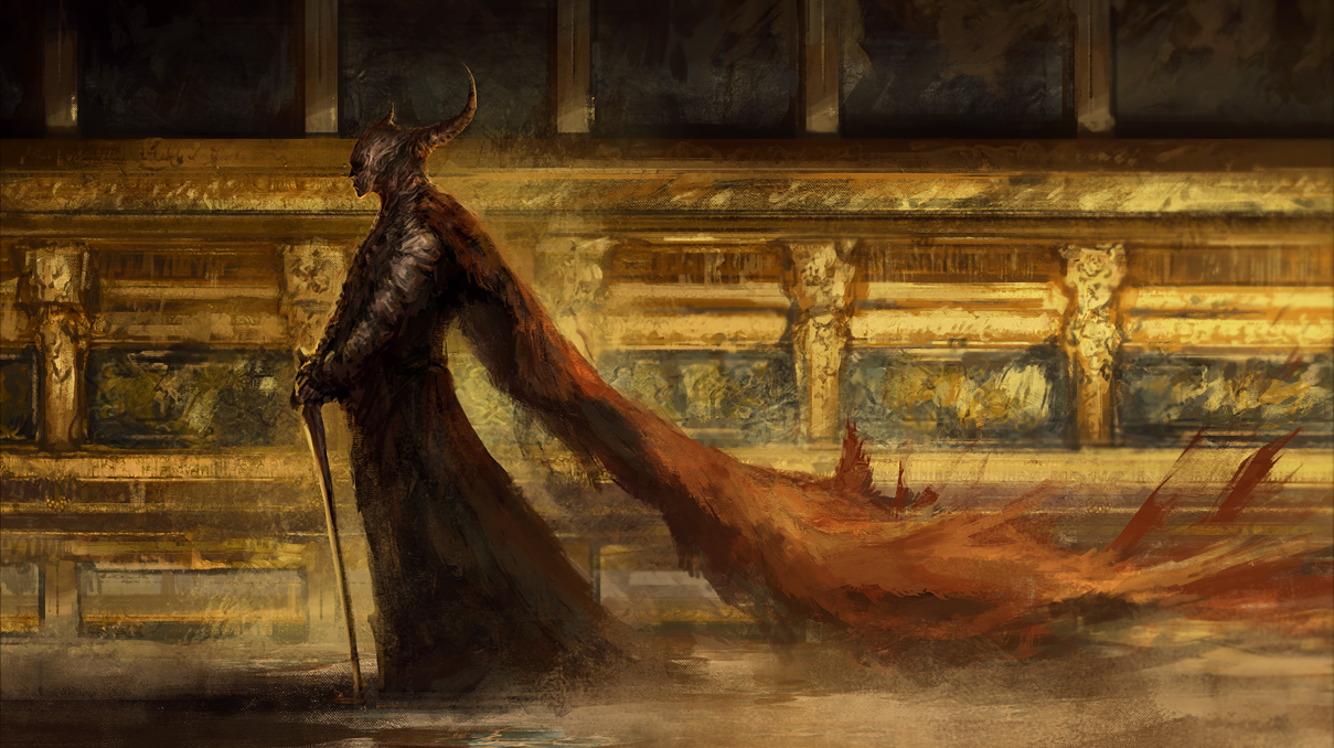 False King by ChrisCold