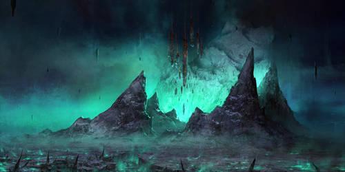 Elder Stones by ChrisCold
