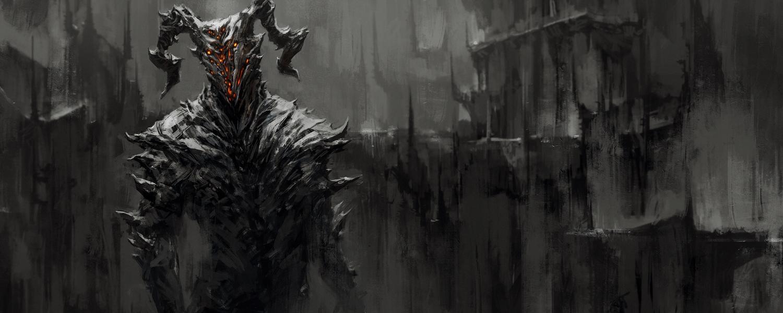 Demon Sketch 08