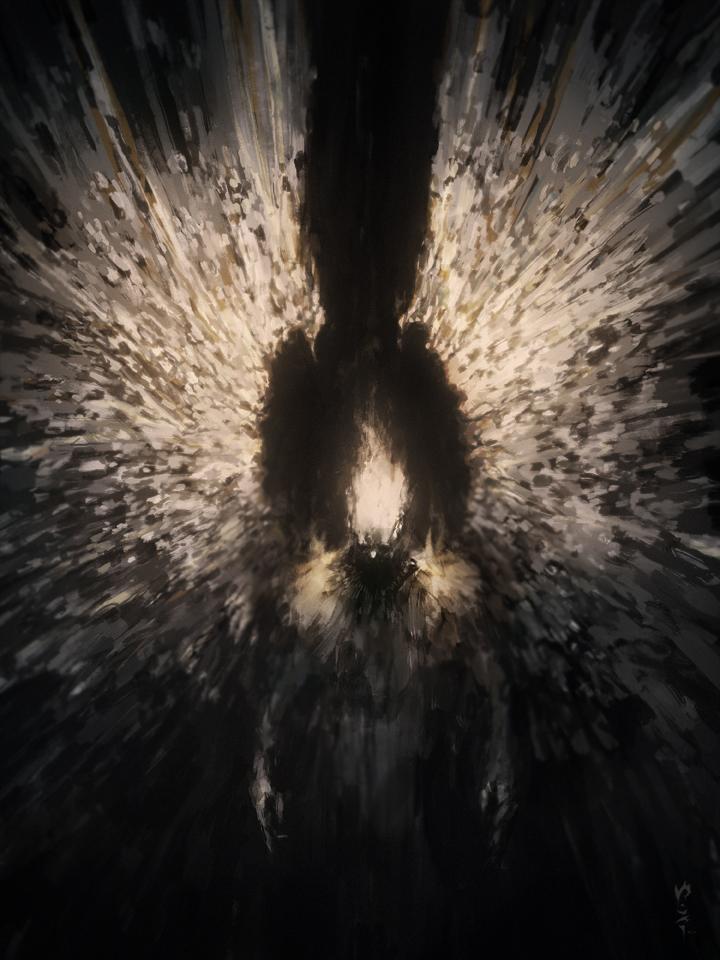 Zeriel's Light by ChrisCold