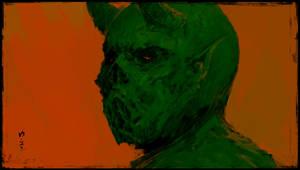 Demon Sketch 11
