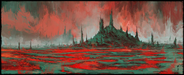 Blood Lakes