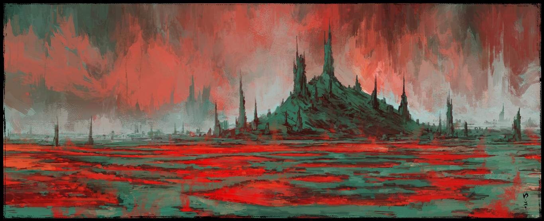 Blood Lakes