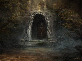 Enter Shadowgate by ChrisCold