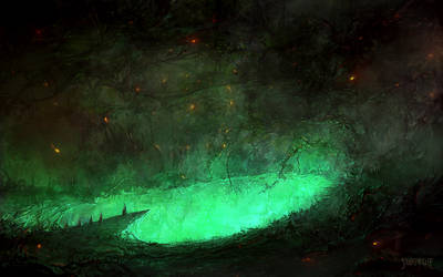 Toxic Pit by ChrisCold
